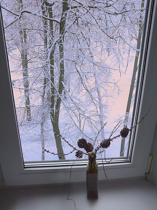 ...а из нашего окна...photo preview