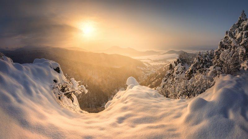Carpathians in winterphoto preview