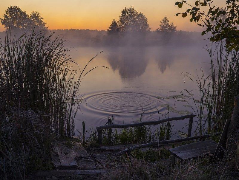 пейзаж,природа,весна,лето,осень,красота,сергей корнев,фотограф,фотография, Рыбацкое местоphoto preview