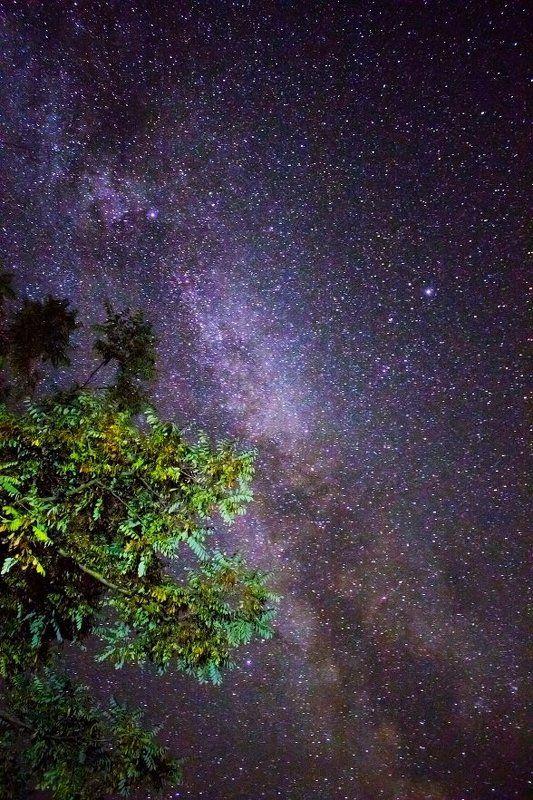 галактика, звёзды, ноч Наша галактикаphoto preview