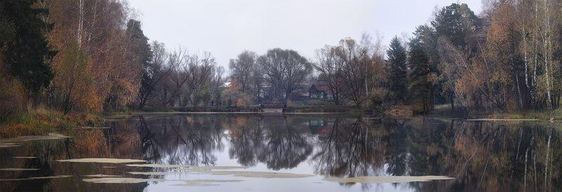 осень, озеро, октябрь Осень (реп)photo preview