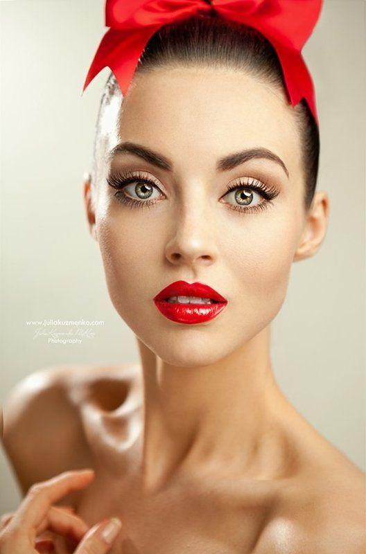 beauty, model, face, beautiful [ Kortnye Hurst ]photo preview