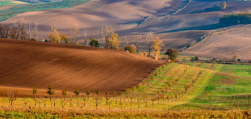 Moravian hillsphoto preview
