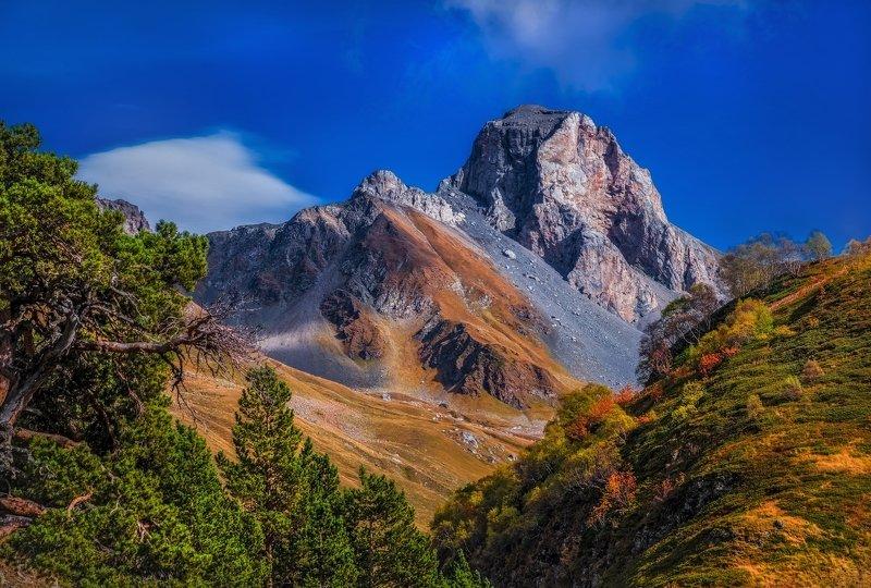 горы походы пейзаж загедан озёра на Пятиозёрьеphoto preview