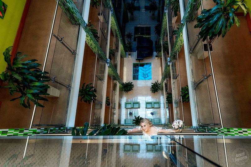 свадьба, отель, ярко, невеста photo preview