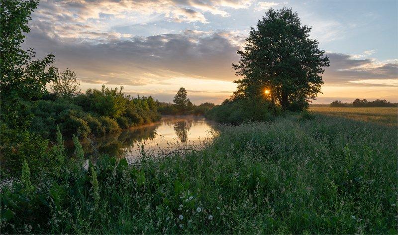 чудесные июньские рассветы...photo preview