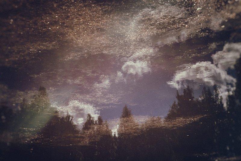 абстракция цвет небо облака Universephoto preview