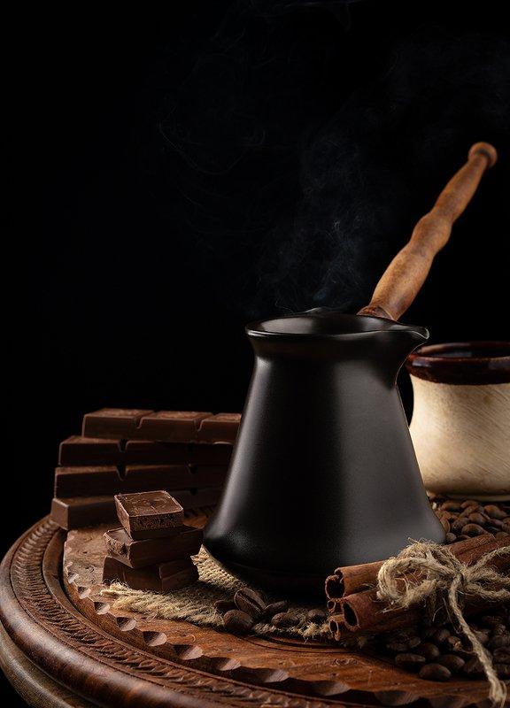 Кофе и шоколадphoto preview