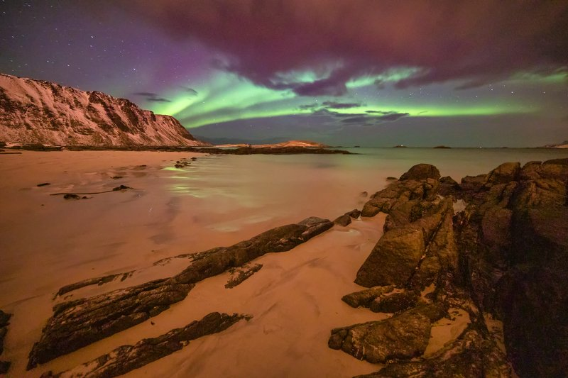 Electric night  || The Norgephoto preview