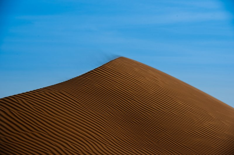 composition  mountain of sandphoto preview