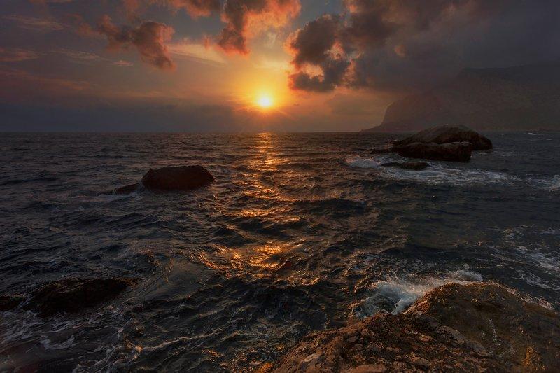 пейзаж, природа, крым, севастополь, чёрноеморе Море, море, я приеду. . .photo preview