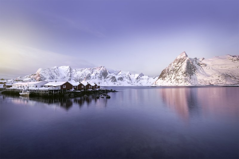 Утро норвежского моряphoto preview
