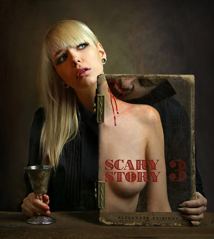 Scary Story 3photo preview
