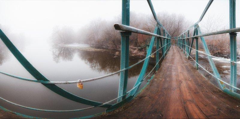 украина, коростышев, природа, река, тетерев, тишина, зима, туман, мост, замок, дамба, безмолвие, уединение, счастье, жизнь, воздух, чистый, вдохновение, фотограф, чорный, \