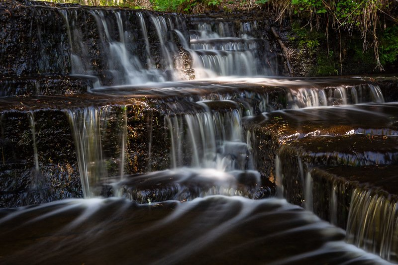 treppoja, waterfall, river, long, exposure, estonia, Treppojaphoto preview