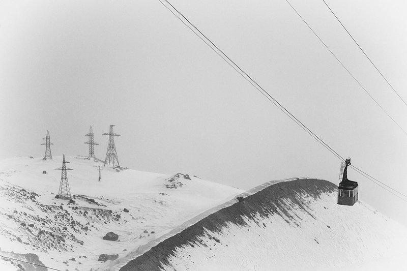 эльбрус зима снег  ***photo preview
