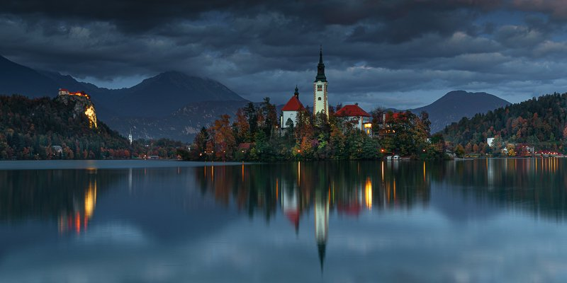 Bled Castlephoto preview