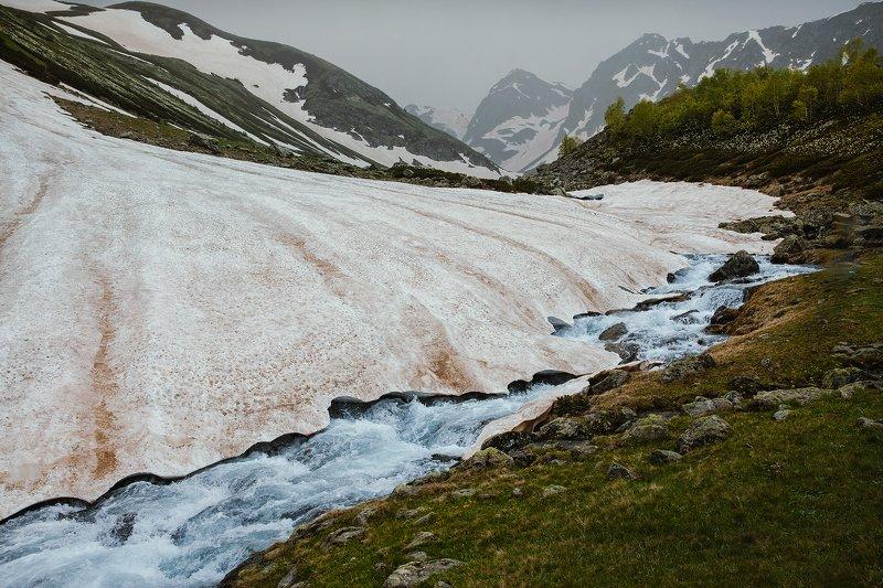россия, пейзаж, путешествие, горы, природа Путь к Дуккинским озерамphoto preview