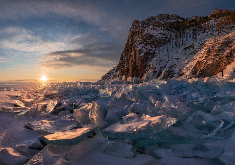 байкал, ольхон Алмазы Байкала.photo preview