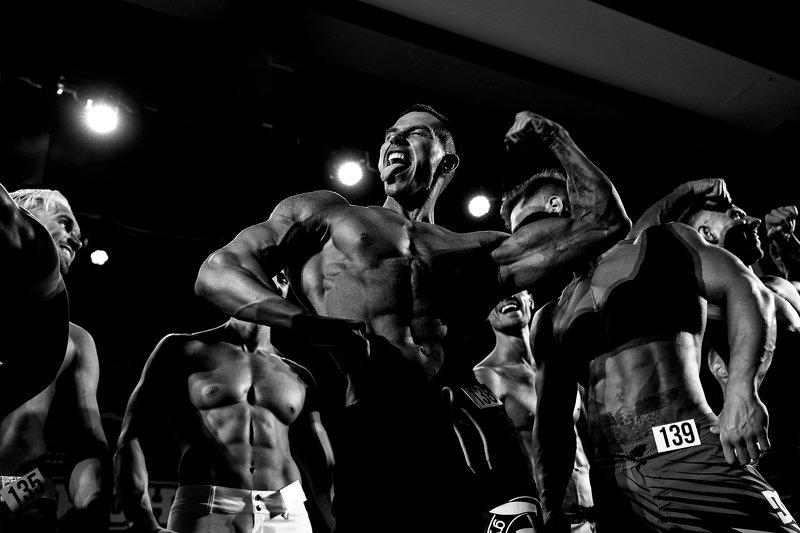 владивосток, чемпион, победитель, эмоции, спорт, портрет Winner!photo preview