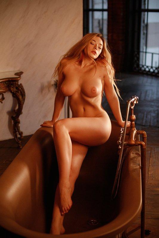 ню, nude, портрет, 85mm Olgaphoto preview