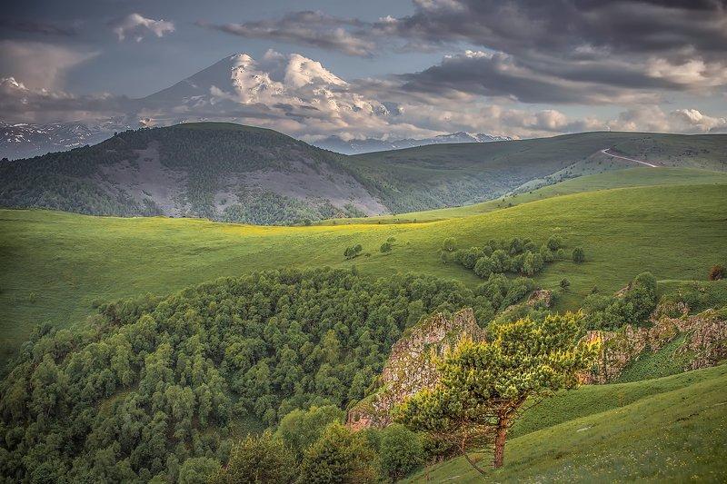 Северный Кавказ, Приэльбрусьеphoto preview