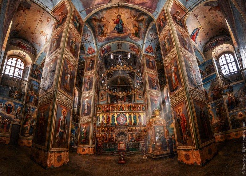 иверский монастырь, валдай Светphoto preview
