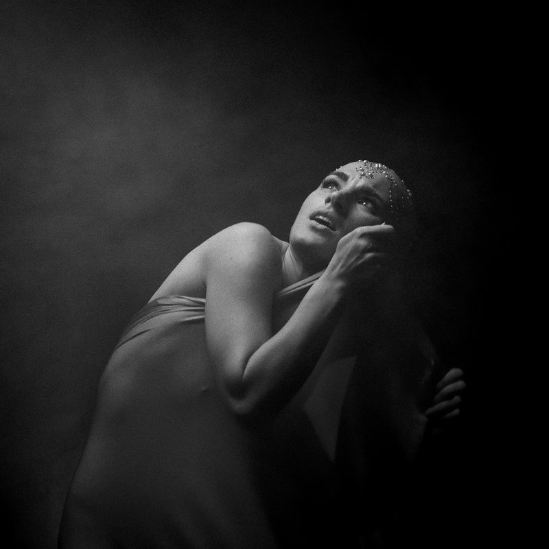 alexandrucrisan apparition black body caravaggio chiaroscuro contemporary crisan dark darkness dream dreams fineart ghost gods head light lost memento memories nude photography realm religious shadow shadows spirit square stories veil woman Never look backphoto preview