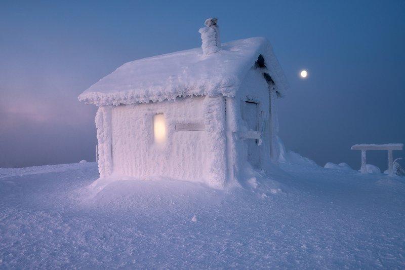 В зимних оковахphoto preview