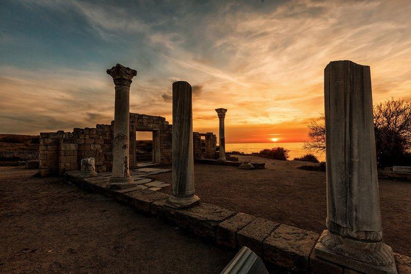 крым, херсонес, базилика Базилика Херсонесаphoto preview