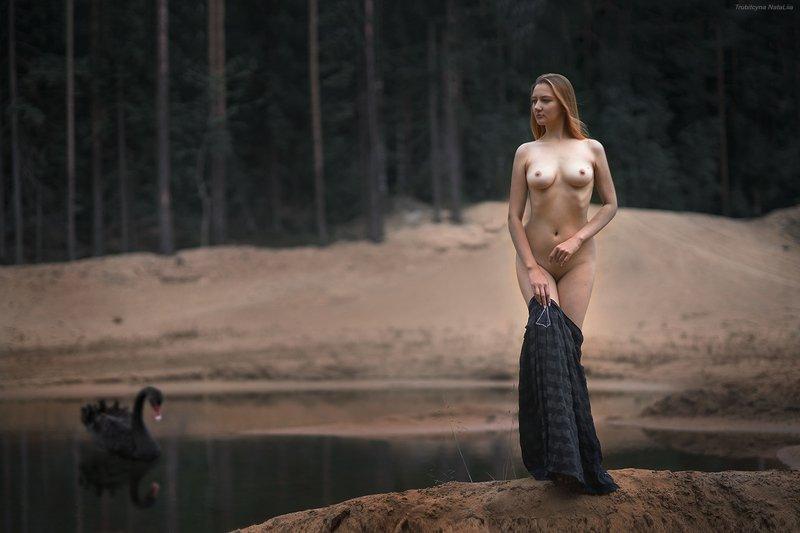 грациозность, женственность, красота, лето Две грацииphoto preview