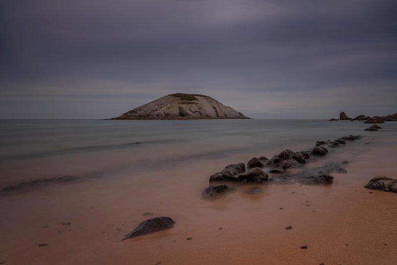 на берегу Бискайского заливаphoto preview