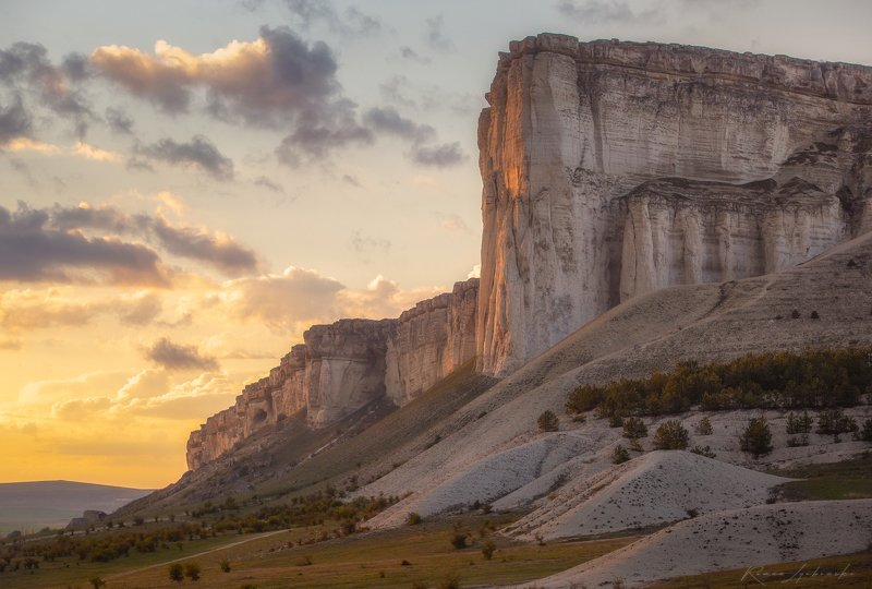 крым, белогорск, роман любимский, гора, закат, природа Ак-Каяphoto preview