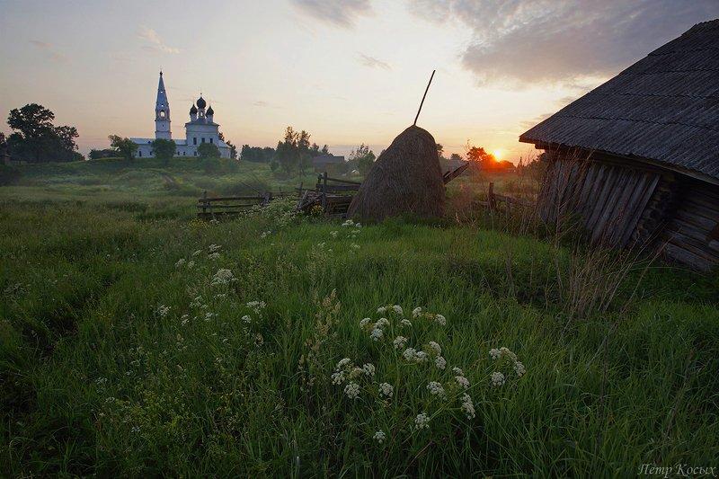 Утро в Осеневоphoto preview