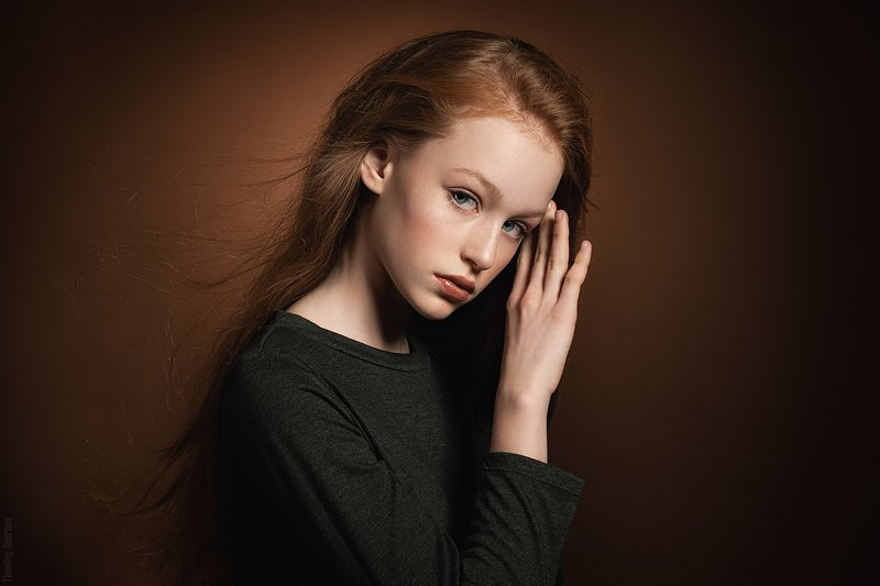 девушка, портрет, милая, cute, girl, portrait Stasyaphoto preview