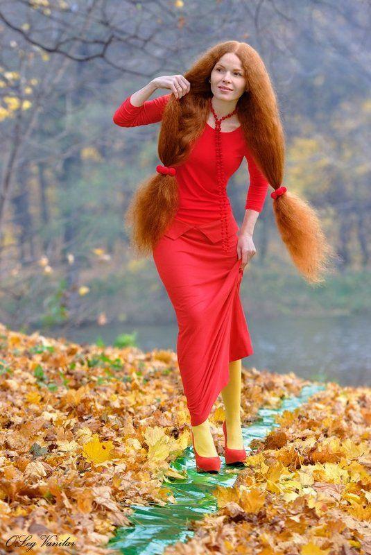 поплыть по Осенней Рекеphoto preview