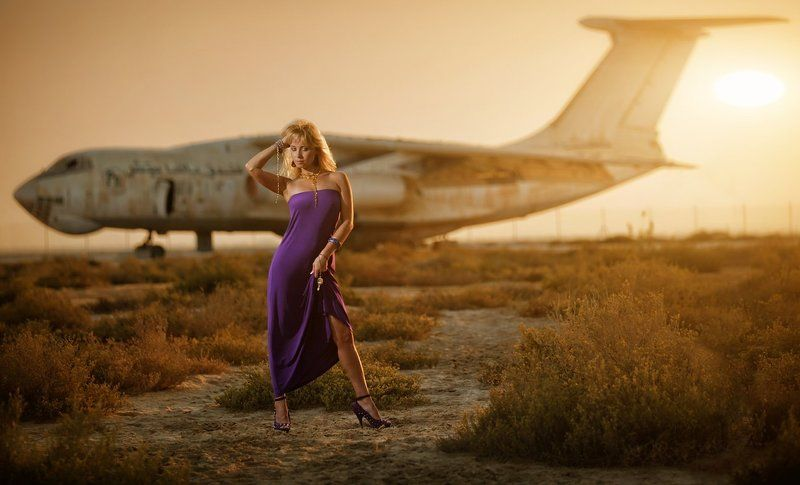 desert, sand, airplane, dubai, strobist, prytz, jenja Looking for the Pilotphoto preview
