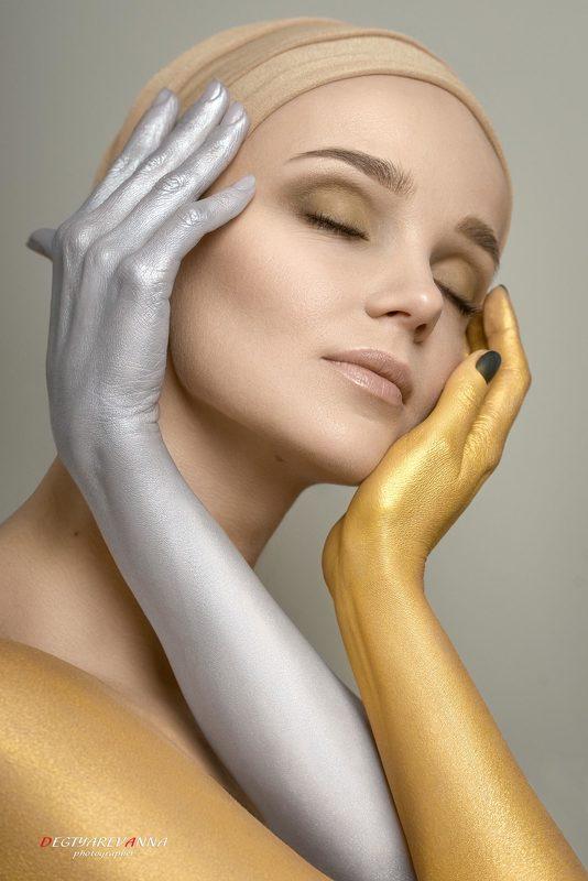 art, face, faceart, portrait, model, mood, nikon Metamorphosis.photo preview