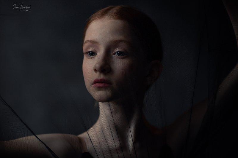 портрет красота девушка арт Соняphoto preview