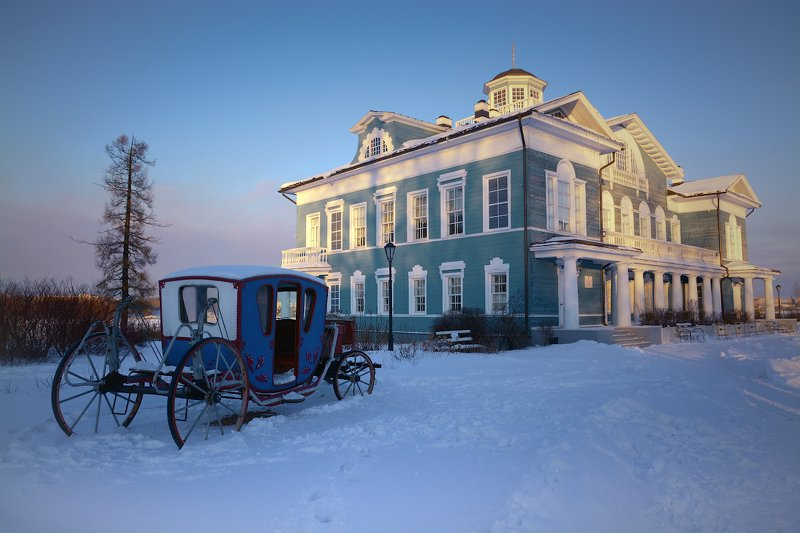 Очарование русской провинцииphoto preview