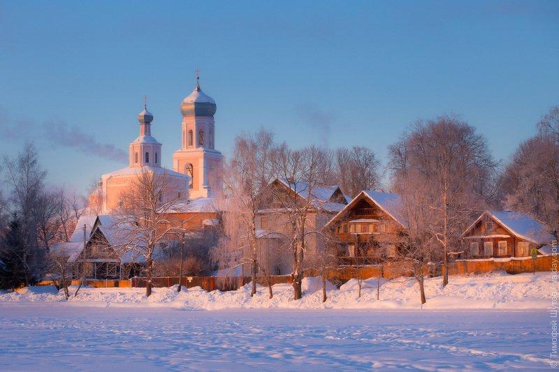 валдай Валдайская зимаphoto preview