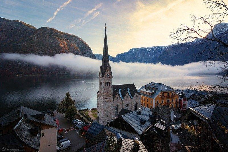 австрия, Утро в Халльштаттеphoto preview