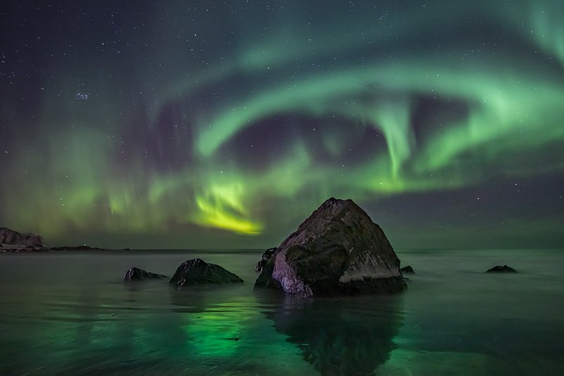 Aurora`s  Heart || The Norgephoto preview