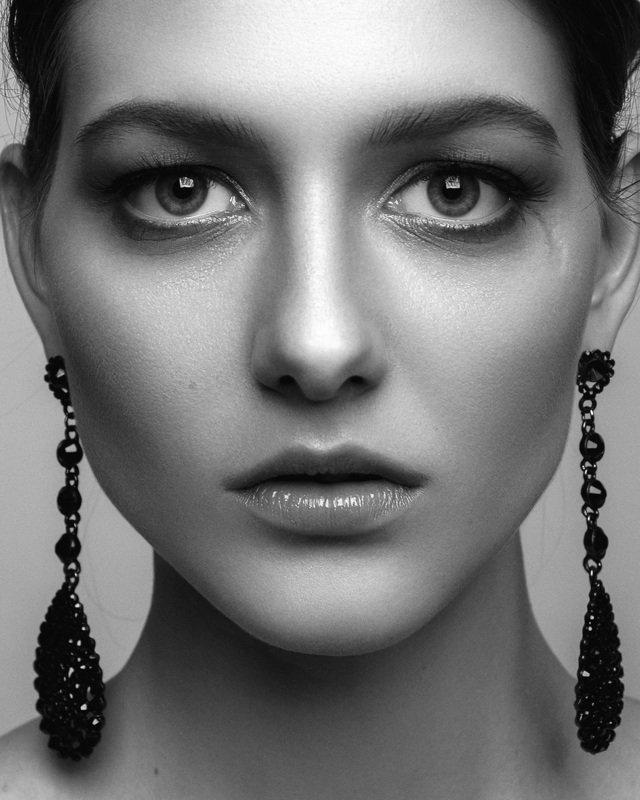 fashion, portrait, bnw, black, and, white, woman Anastasiaphoto preview