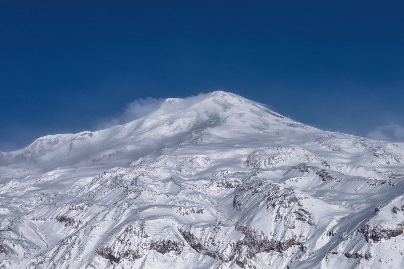эльбрус, терскол, горы, снег, зима, холод, winter, mountains, elbrus, горнолыжный курорт, солнце, snow, sun Эльбрусphoto preview