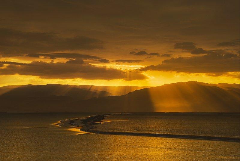 Восход на Мертвом мореphoto preview