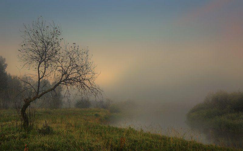 рассвет, южный урал, река миасс, seti, сергей тишкевич На речке встречая рассвет_4photo preview