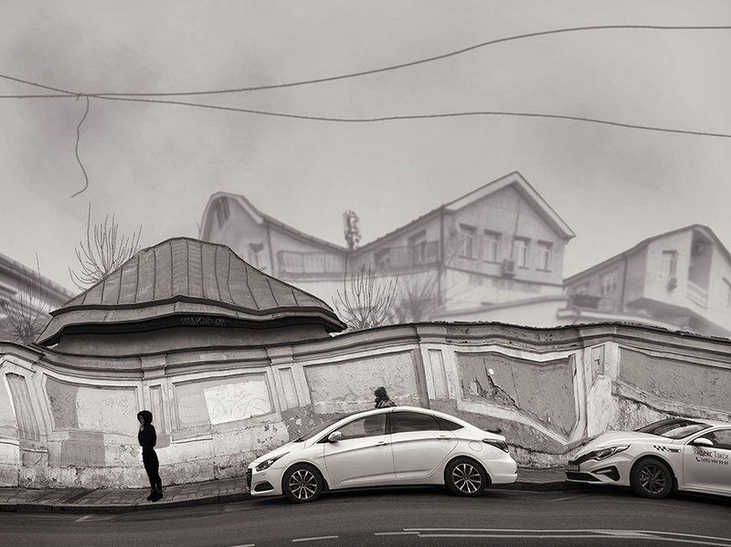 Москва в кривом зеркале . Солянкаphoto preview
