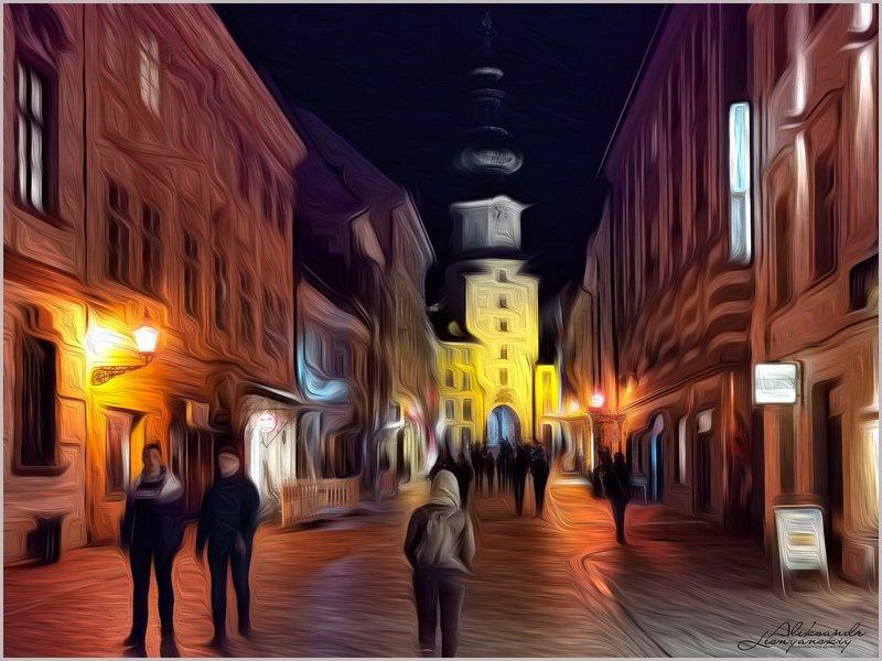 братислава Братислава. Старый городphoto preview