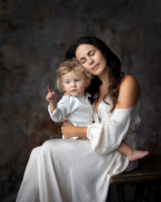 материнство. мать. младенец. любовь. Мать и сынphoto preview